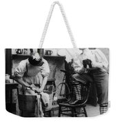The New Woman, C1897 Weekender Tote Bag by Granger