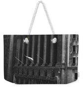 The New York Stock Exchange Weekender Tote Bag