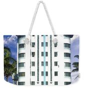 The New Yorker Weekender Tote Bag by Steve Karol