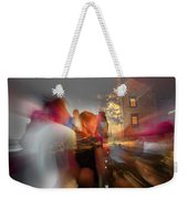 The Night Gerald Turned 60 Weekender Tote Bag