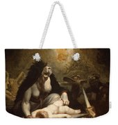 The Night-hag Visiting Lapland Witches Weekender Tote Bag