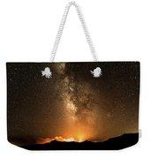 The Night Heaven Struck The Earth Weekender Tote Bag