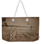 The Night They Drove Old Dixie Down Weekender Tote Bag by Bill Cannon