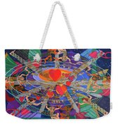 The Nine Lives Of The Heart Weekender Tote Bag