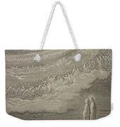 The Ninth Heaven Weekender Tote Bag