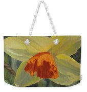 The Nodding Daffodil Weekender Tote Bag