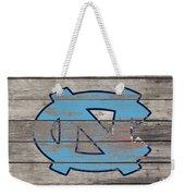 The North Carolina Tarheels 3b  Weekender Tote Bag