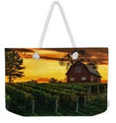 The North Country Weekender Tote Bag