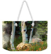 The North Rim Forest Weekender Tote Bag