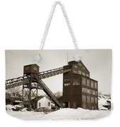 The Northwest Coal Company Breaker Eynon Pennsylvania 1971 Weekender Tote Bag