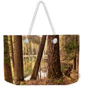 The Not To Distant Shore Weekender Tote Bag