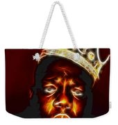 The Notorious B.i.g. - Biggie Smalls Weekender Tote Bag