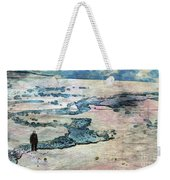 The Nowhere Man By Mary Bassett Weekender Tote Bag