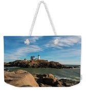 The Nubble 2 Weekender Tote Bag