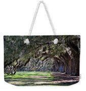 The Oaks At Boone Hall Weekender Tote Bag