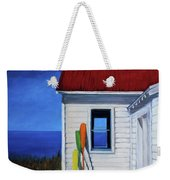 The Oars Weekender Tote Bag