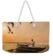 The Oarsman Weekender Tote Bag