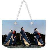 The Ocean Race Weekender Tote Bag