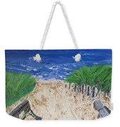 The Ocean View Weekender Tote Bag