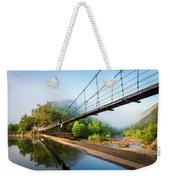 The Ocoee River Dam Weekender Tote Bag