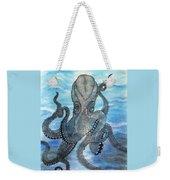 The Octopus 3 Weekender Tote Bag