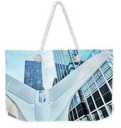 The Oculus Weekender Tote Bag