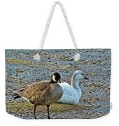 The Odd Couple Weekender Tote Bag