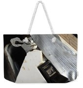 The Off Switch Weekender Tote Bag