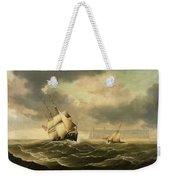The Olbers At Sea Weekender Tote Bag