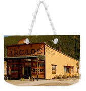 The Old Arcade Weekender Tote Bag