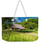 The Old Barn Weekender Tote Bag