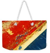 The Old Boat 2 Weekender Tote Bag