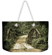 The Old Bridge Weekender Tote Bag
