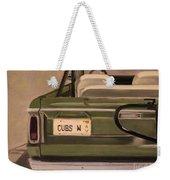 The Old Bronco Weekender Tote Bag