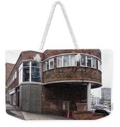 The Old Bus Station Weekender Tote Bag