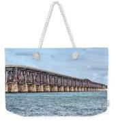 The Old Camelback Bridge Weekender Tote Bag