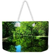 The Old Canal ... Weekender Tote Bag