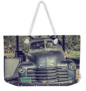 The Old Chevy Vermont Weekender Tote Bag
