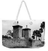 The Old City Gates Weekender Tote Bag