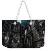 The Old City Jail Weekender Tote Bag