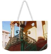The Old City Market In Charleston Sc Weekender Tote Bag