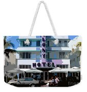The Old Colony Hotel Weekender Tote Bag