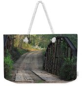 The Old Country Bridge Weekender Tote Bag