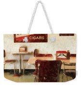 The Old Diner Weekender Tote Bag