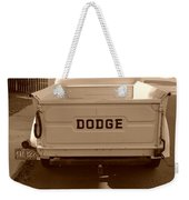 The Old Dodge Weekender Tote Bag