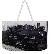 The Old Engine Weekender Tote Bag