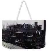 The Old Engine Weekender Tote Bag