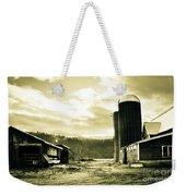 The Old Farm Weekender Tote Bag