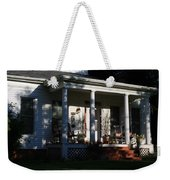 The Old Front Porch Weekender Tote Bag