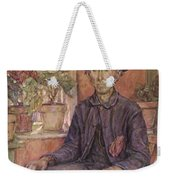The Old Gardener 1921 Weekender Tote Bag